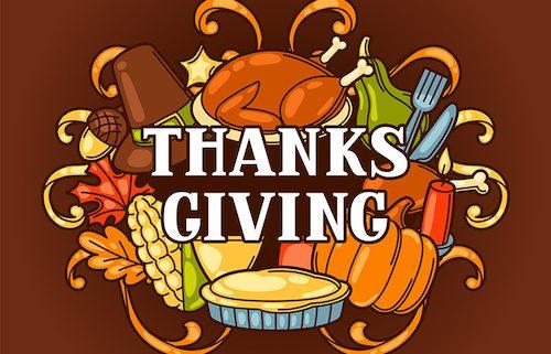 Thanksgiving Header